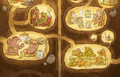 MADRIGUERA, nuevo corto de Disney y Pixar presentado en el Festival Internacional de Animación de Ottawa